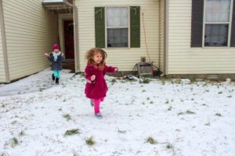 Clarksville Tennessee Snow