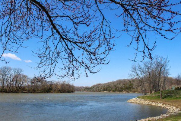 cumberland river mcgregor park clarksville tn