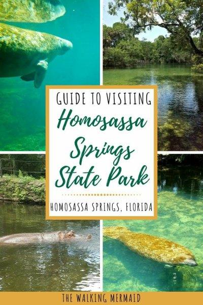 Homosassa Springs State Park