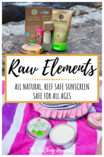raw elements overlay reef safe sunscreen all natural organic