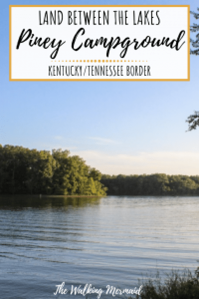 piney campground land between the lakes kentucky tennessee overlay pin image pinterest