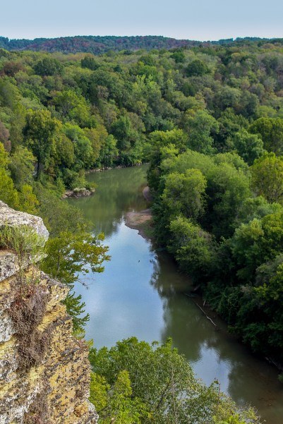harpeth river state park mountain bluff nashville tennessee