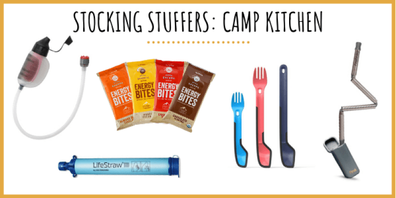 camp kitchen outdoor stocking stuffers