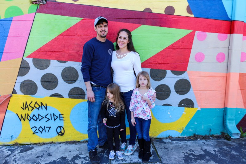 Ultimate Travel Guide To The Gulch in Nashville, Tennessee. Mural at The Gulch.