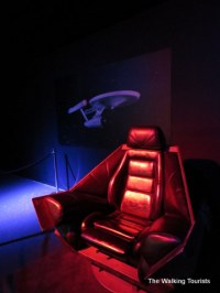 Star Trek: The Exhibition boldly leads us to the Mall of ...