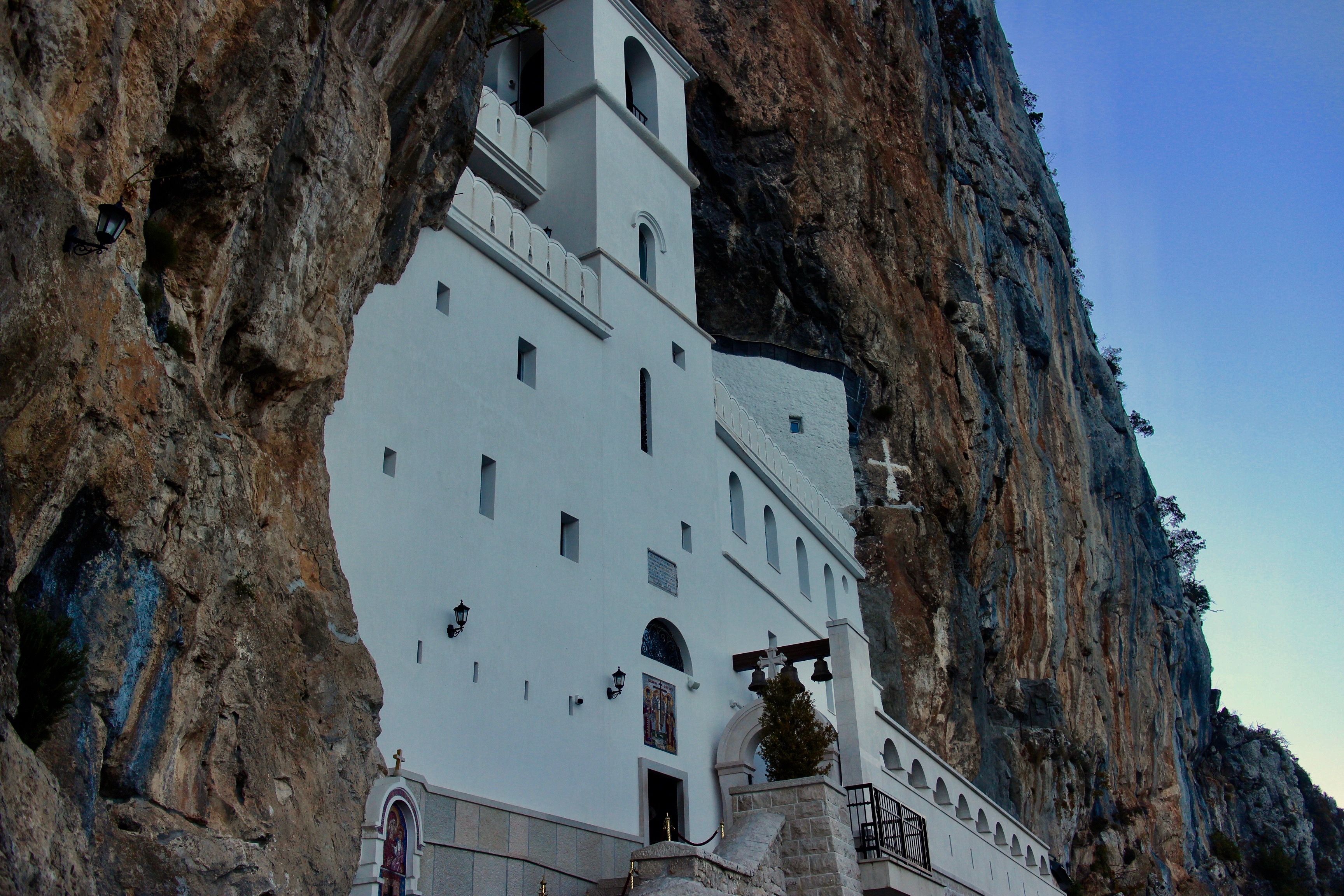 Ostrog - the most famous monastery in the Balkans 96