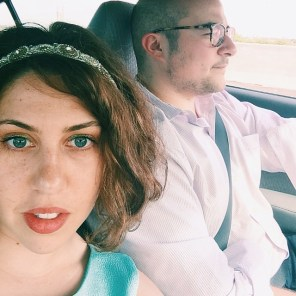 Mike and Keren Take a Roadtrip