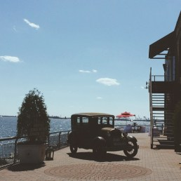 A jaunt to the waterfront at Liberty Warehouse