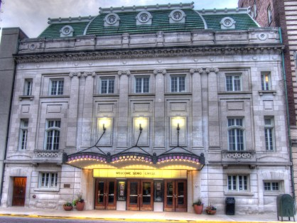 """Founded in 1916, The Orpheum has become an entertainment landmark in Galesburg. Called the ""Jewel of Galesburg,"" The Orpheum serves as a place for arts, entertainment and education in the community."""
