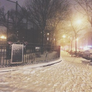 Blizzard Juno, and the Brooklyn Snowpocalypse