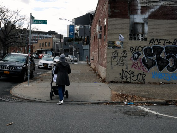 Williamsburg, and Greenpoint, a place for growing families