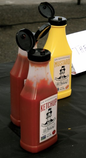 Sir Kensington's Condiments keeping it classy