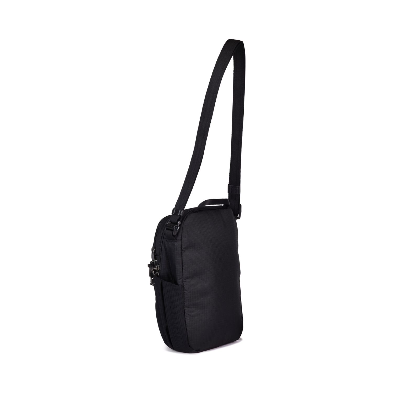 Buy Pacsafe Vibe 200 Anti-Theft Crossbody Bag (Jet Black) in ... a1a2a4046a058
