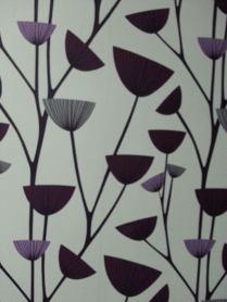 resto de papel pintado sobrante, que utilizaremos para decorar, un hazlo tu mismo, diy muy de moda