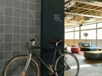 Estética hipster, la bicicleta como elemento de transporte y decorativo