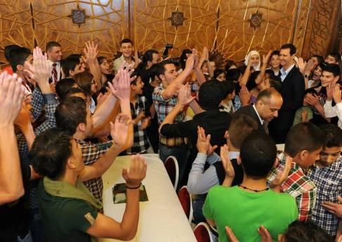 President-Bashar-al-Assad-and-Mrs.-Asma-al-Assad