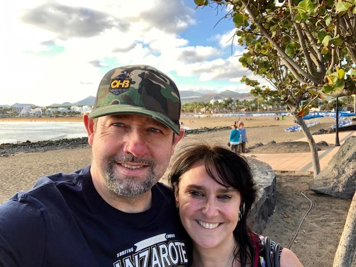 In Lanzarote 2018