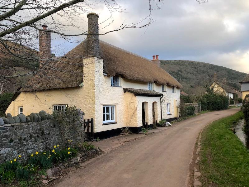 Bossington, Somerset, England