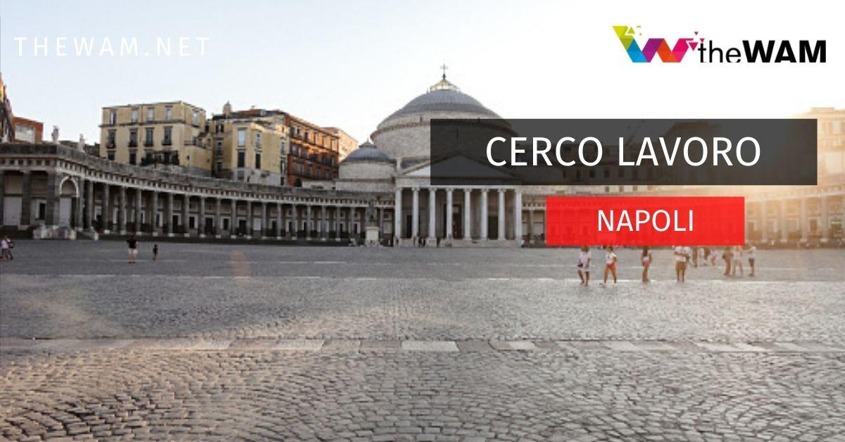 Cerco lavoro Napoli e provincia: annunci offerte ...