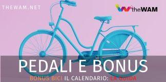 Bonus bici app web