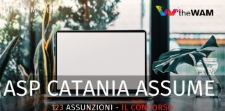 Asp Catania assume 123 persone a tempo indeterminato