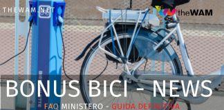 Bonus Bici. La guida definitiva con le Faq del Ministero dell'Ambiente