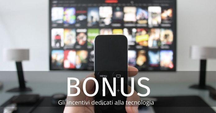 Bonus: tutti gli incentivi sulla tecnologia. Requisiti, domanda e importo