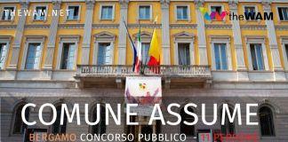 Concorso pubblico Comune di Bergamo per 11 diplomati. Il bando