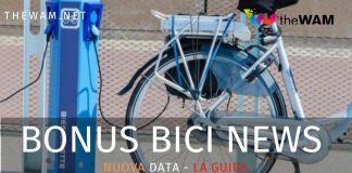 Il Bonus bici 2020 slitta a novembre. La procedura per averlo sarà disponibile sul sito del Ministero dell'Ambiente