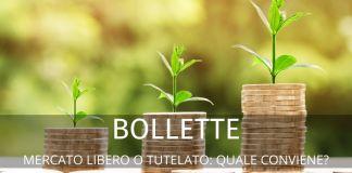 Bollette: che differenza c'è tra mercato libero e servizio di maggior tutela?
