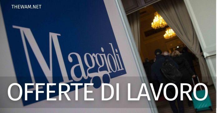 Lavora con noi, Gruppo Maggioli assume: tutte le info utili