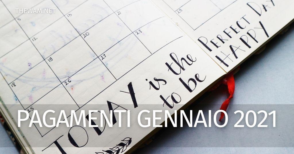 Naspi 2021 Calendario Rdc, pensioni, Rem, Naspi, bonus: date pagamenti gennaio