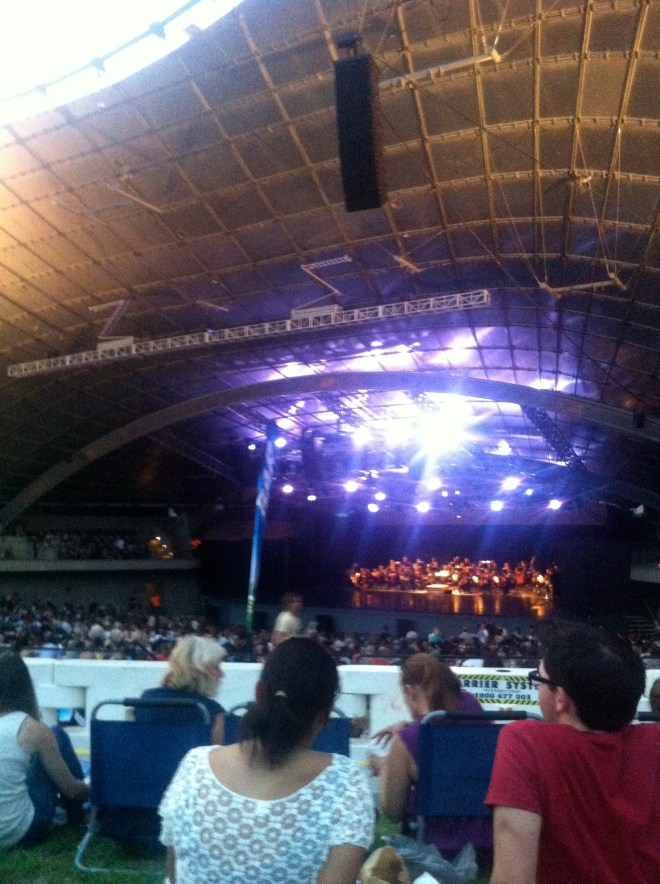 Ballet in the Bowl Melbourne