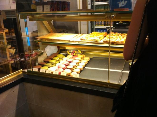 Boulangerie in Reims France