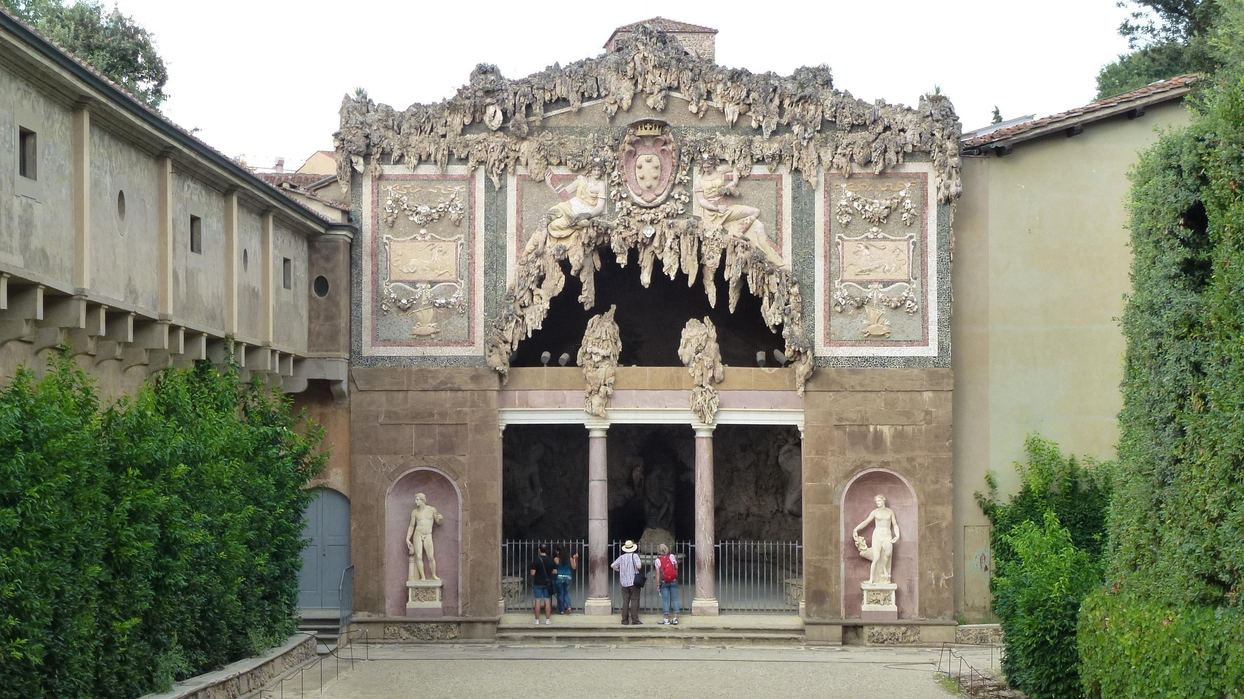 Biting off more than we can chew in the Boboli Gardens • The Wanderbug