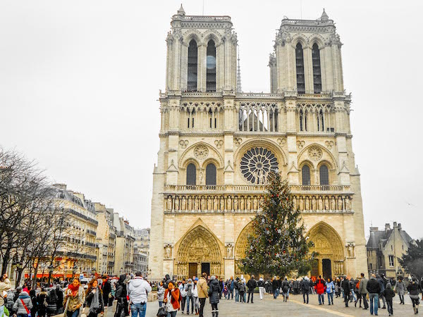 Image of Notre Dame Cathedral Paris