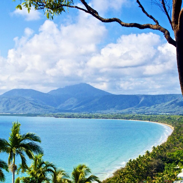 port douglas four mile beach