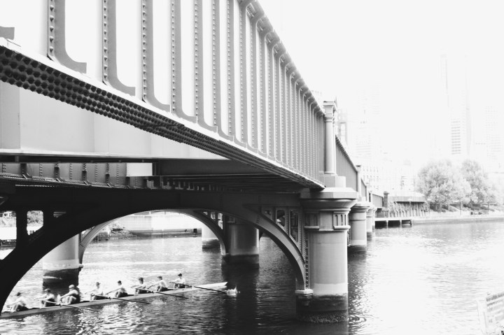Sandridge Bridge Melbourne