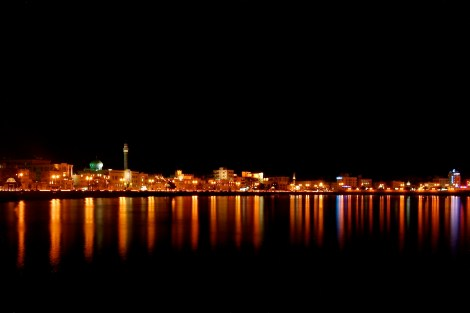 AF Oman -- Muscat Corniche