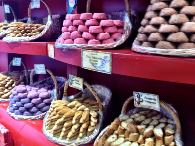 Biscuits in Avignon Provence