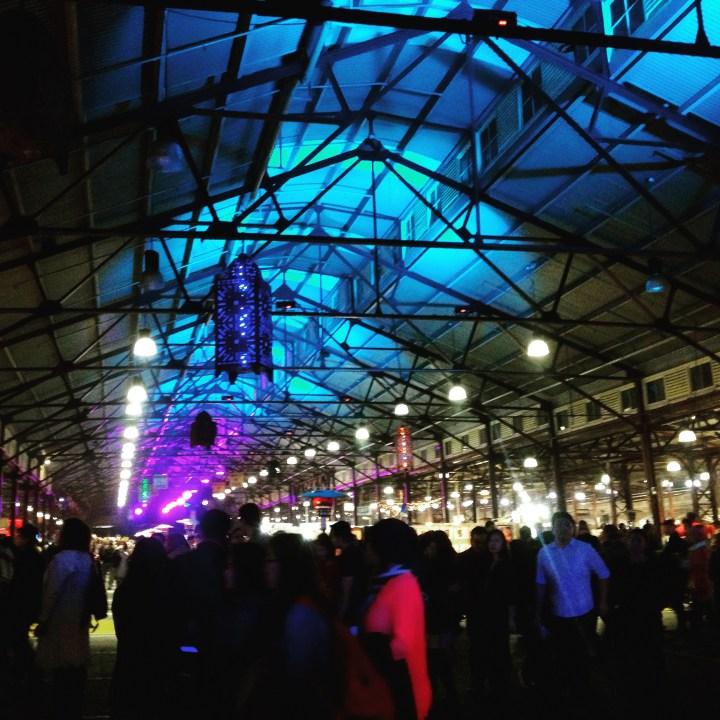 Queen Vic Markets Winter Night Markets Melbourne