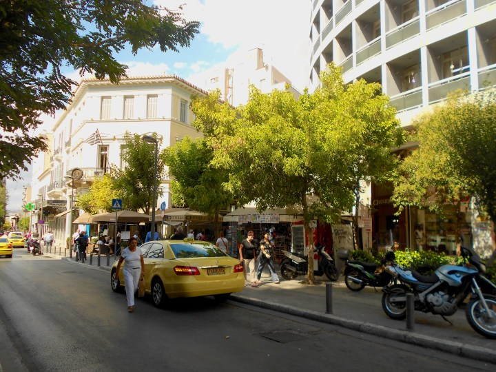 Boutique Hotel in Athens Hotel Hermes