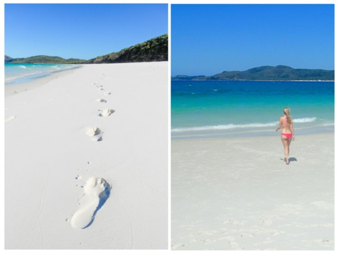 Whitehaven Beach Whitsundays Queensland