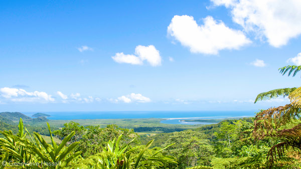 Cape Tribulation Lookout Queensland