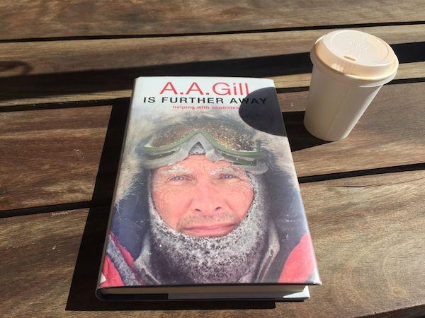 AA Gill Book
