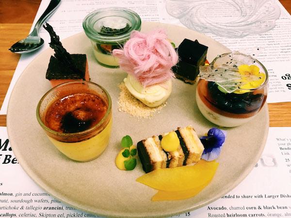 Masons of Bendigo Dessert Plate