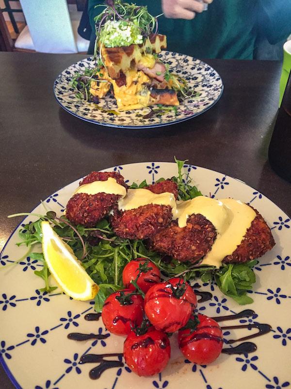 Left Handed Chef Best Brunch in South Melbourne