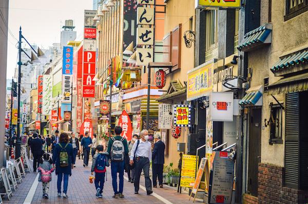 Ueno Northern Tokyo