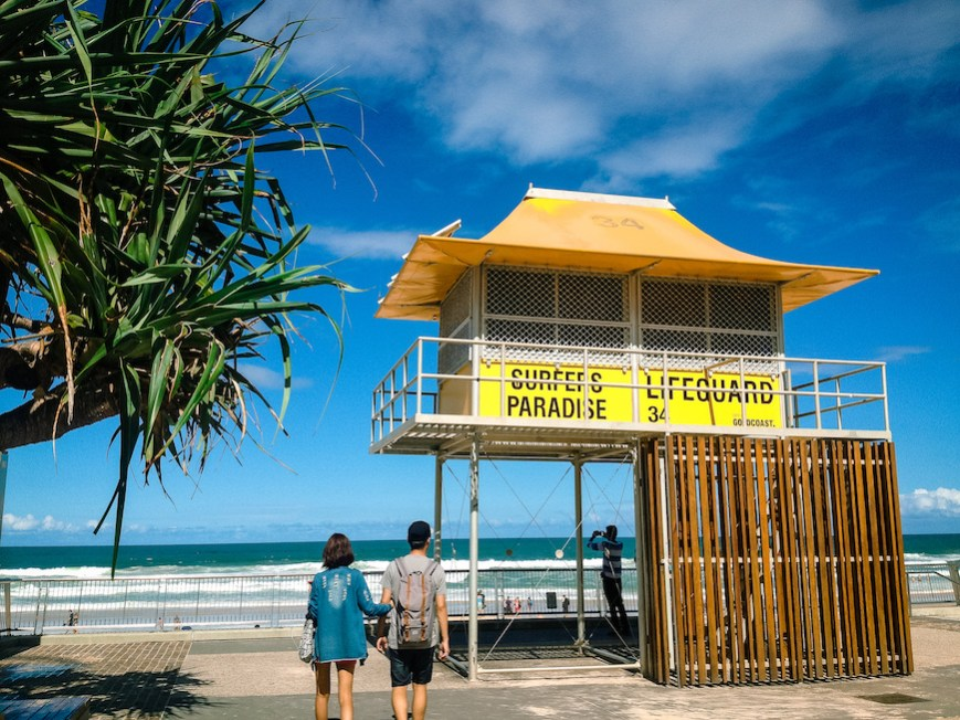 Photo of Surfers Paradise Beach, Gold Coast Queensland