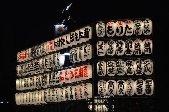 Lanterns at Senso Ji Temple in Asakusa, Tokyo Japan